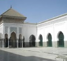 Réouverture des lieux de Culte : El Hadji Alioune Moussa Samba, le Grand Imam referme les portes de la Grande Mosquée de Dakar