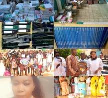 Soutenez l 'association Miroir citoyenneté de feu Mamadou Diop par la pdte Diatou Diop