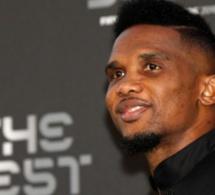 Samuel Eto'o : « Il n'y a qu'un seul attaquant de pointe qui est meilleur que moi »