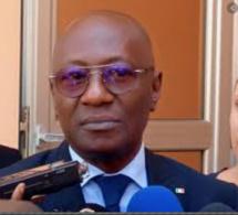 Décès de Mory KANTE : Les condoléances du Ministre de la Culture et de la Communication Abdoulaye DIOP à son Collègue de la République de Guinée