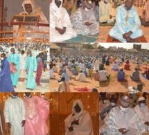 Les images de la prières d'eid mubarak à la grande mosquée Massalikoul Djinane de Dakar dirigée par l'imam Serigne Moustapha Mbacké ibn Serigne Abdou Khadre