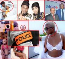 BUZZ DU WEB TANGE SHOW: Affaires Rangou et cie, les filles mineures de Mixta, réseau de prostitution au Point E, trafic faux billets contrat Akilee Senelec...