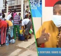 Pape Djibril Fall sur le problème de l'eau : « Sama Papa dafa rote ba dafa moudjié… »