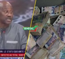 Commissaire Sadio: « C'est pas normal gni diapp nitt flagrant délit ci faux billets dila bayi alors que kénène… »
