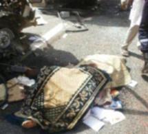 Fass Mbao : Un violent accident a entrainé la mort d'un gendarme sur e coup !