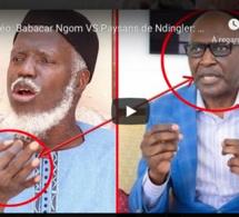 Babacar Ngom VS Paysans de Ndingler: Les conseils Oustaz Alioune Sall à Babacar Ngom...