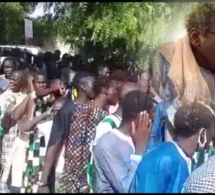 Touba: La triste inhumation de Serigne Abdou Aziz Fall…Regardez