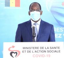 Covid-19 : Le Sénégal enregistre 110 nouveaux cas positifs, 4 décès, 29 communautaires