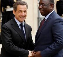 Lutte contre la Covid-19 :Voici pourquoi Macky remercie Sarkozy