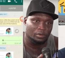 « Mane Foumay Dieulé Million Youmay Fadjo » : Voici l'audio whatsapp de Jules Baldé qui a été dévoilé !