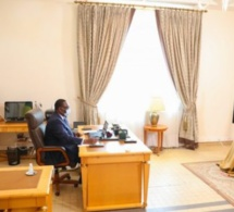 Conseil des ministres:Les fortes décisions prises par Macky Sall