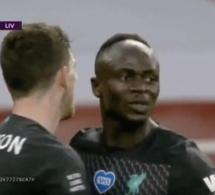 ChocArsenal Vs Liverpool: Admirez le superbe but de Sadio Mané
