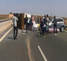 Autoroute Ila Touba: Un Mort Et 13 Blessés Dans Un Accident