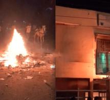 Saccage et incendie Mairie Keur Massar: 22 marchands ambulants interpellés