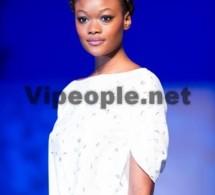 La belle Haby Taylor Sall au fashion week Paris