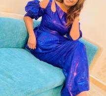 Spécial Tabaski de couple de stars: Alima de la série Adja toute ravissante