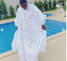 Le fils de Serigne Modou Kara en mode super « ndanane »