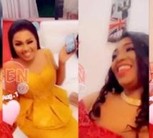 Regardez comment Zakhra la femme de Cheikhou Kouyaté a célébré la fête de Tabaski avec Diaw Ketchup
