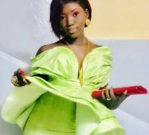 Tabaski 2020 : Ami actrice vedette de la série « Adja » Sagnsé Sénégalaise à couper le souffle