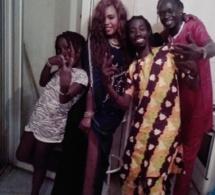 Tabaski 2020 le rappeur sénégalais de la France Black star en complicité avec sa famille