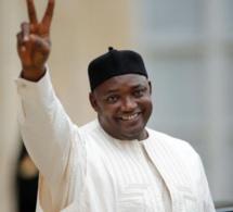 Gambie - Le premier test du Président Adama Barrow négatif