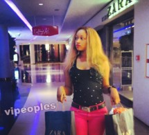 Dalanda Diallo fait les boutiques chez ZARA!