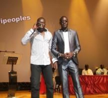 Assane Ndiaye et le riche journaliste M.Diop