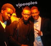 Hussein Ezzedine, Mohamed Ali Salamé et Ousmane Mbodj