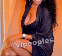 Fatou l'actrice de TF1 exalte sa beauté