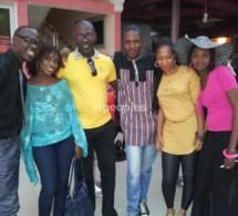 Abdou Guité, Bigué Ndiaye , Yve Ba, Fatima Thiam, Sonia Sene Lo