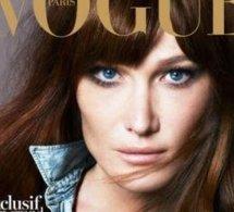 Carla Bruni dans Vogue : Sa réponse face à la colère des féministes