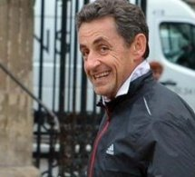Nicolas Sarkozy : Jogging et séance photo, on s'aère loin du tumulte
