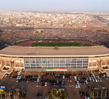 Le stade Léopold Sedar Senghor suspendu pour un an par la Caf