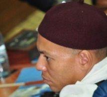 Karim Wade sous mandat de dépôt le 6 décembre prochain ?