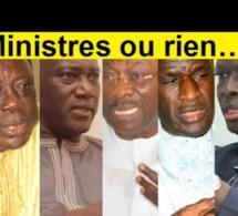 Gouvernement élargi…Alliés et opposants aux portes du palais