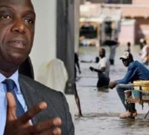 """Keur Massar : """"100 à 200 000 FCfa aux sinistrés des inondations"""", Mansour Faye"""