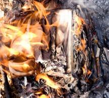 Vandalisme de haut niveau à Kothiary: le bureau du maire incendié, tous les documents administratifs partis en flammes