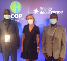 Cop régionale 2020: Le maire Gorgui Ciss séjourne en France depuis le 15 septembre