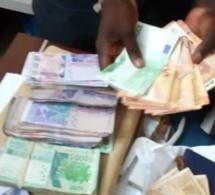 Trafic de Faux billets : un couple appréhendé à Guédiawaye