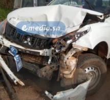 Urgent -Tivaoune : UNE DIZAINE DE BLESSÉS DANS UN ACCIDENT DE PASSAGERS DE RETOUR D'UN ENTERREMENT