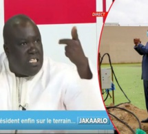 Birima Ndiaye à Macky : « Limou déf doyoul mako waxx… ».Regardez