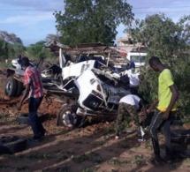 Axe Linguère-Matam : Un minibus se renverse et fait 22 blessés dont 04 graves