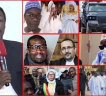 TANGE SHOW : Aida Diallo persona no grata à Ngabou,Mame Diarra Fam en justice avec les handicapés 2 suspects arrêtés à liége pour le meurte du gordjiguene Mbaye Wade, Macky à Touba