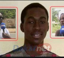 Vidéo émouvante: Voici la vraie histoire de l'étudiant poignardé mortellement hier à Claudél