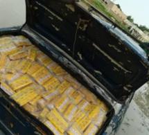 La Douane s'illustre aussi à Kaffrine: Saisie de 426 kg de faux médicaments à forte dominance aphrodisiaque