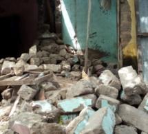 KOLDA : 9 blessés dans l'effondrement de deux bâtiments.