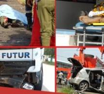 Kaolack: un accident fait cinq morts et un blessé grave