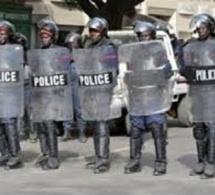 Déguerpissement à Lansar de Tivaouane Diacksao : ça a chauffé entre mécaniciens et les policiers