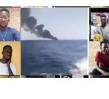 Révélations sur l'explosion de la pirogue de migrants Sénégalais