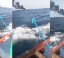 Explosion de la pirogue de migrants: 4 rescapés reviennent sur le film de la tragédie